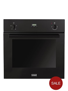 stoves-seb600fps-built-in-electric-single-oven-black