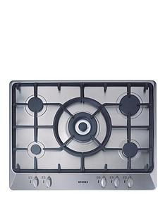 stoves-sgh700c-70cm-gas-hob-stainless-steel