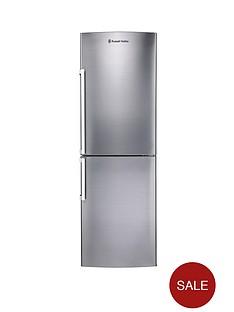 russell-hobbs-rh55ff173ss-55cm-fridge-freezer-stainless-steel