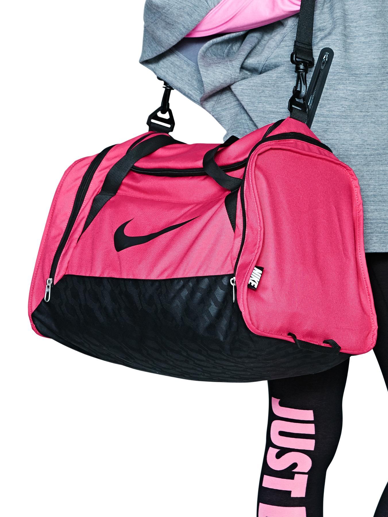 Brasilia Duffle Bag, Pink