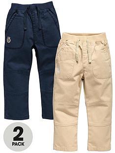 ladybird-boys-pack-2-pull-on-pants