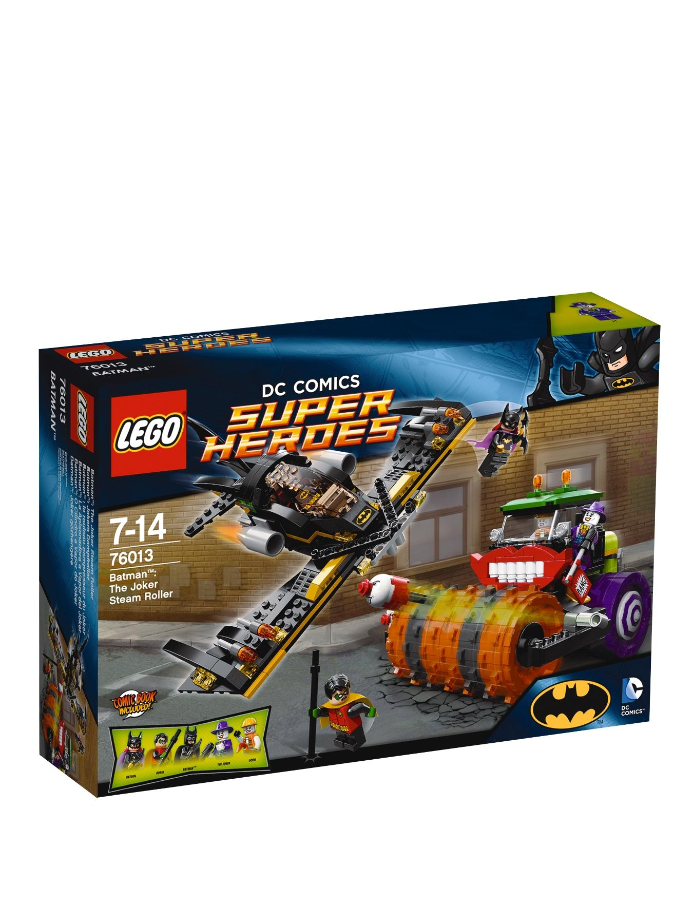 Batman - The Joker Steam Roller
