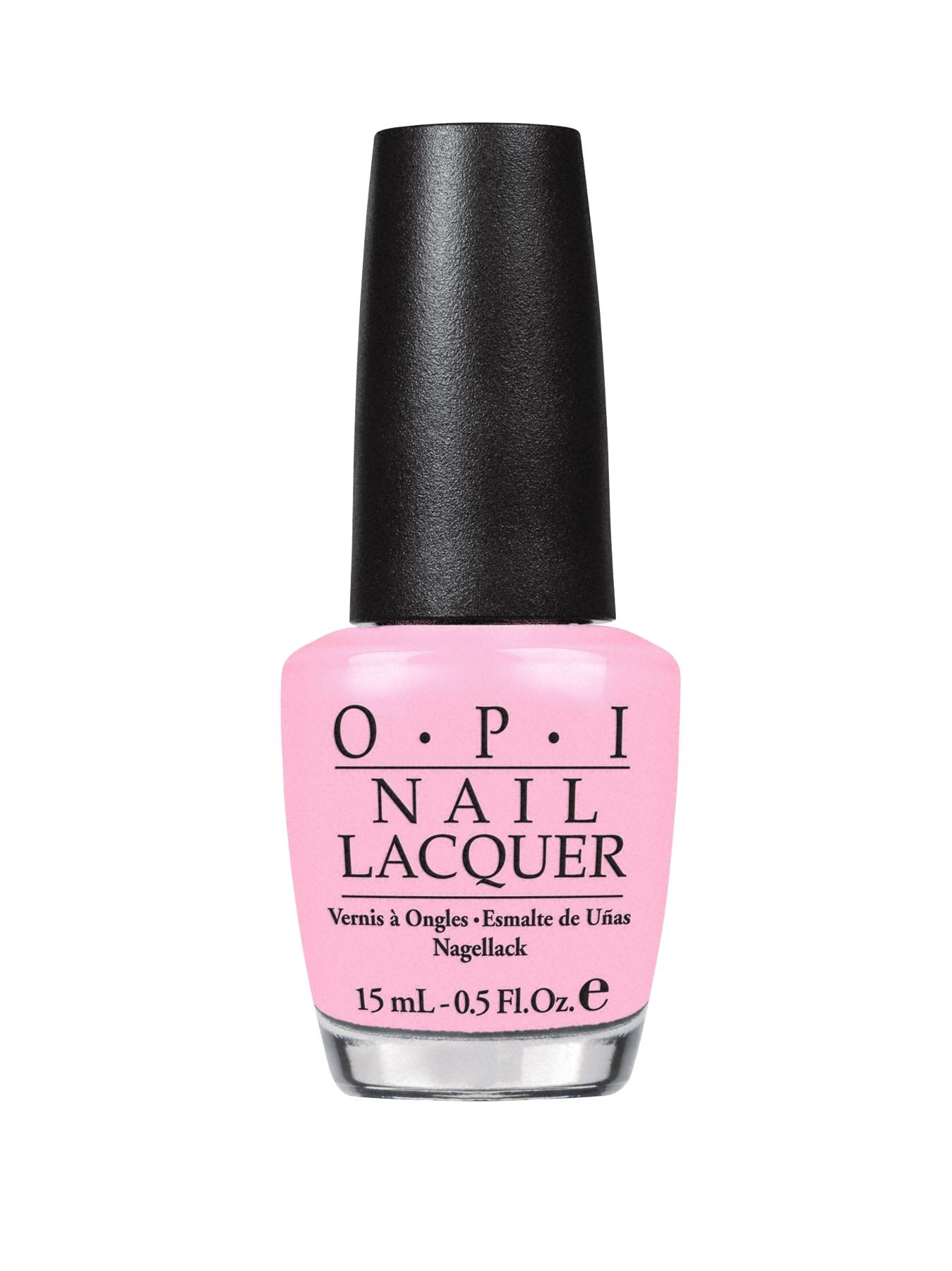 Nail Polish - I Think in Pink