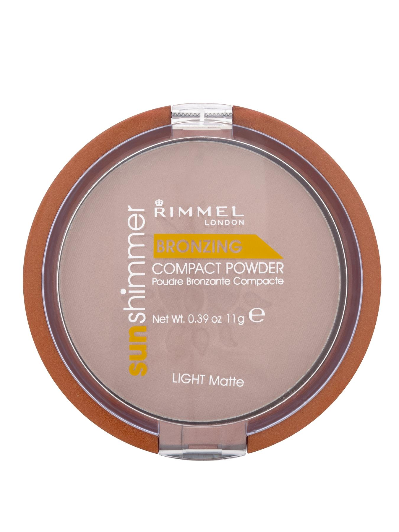 Sunshimmer Compact Bronzer Light Matte