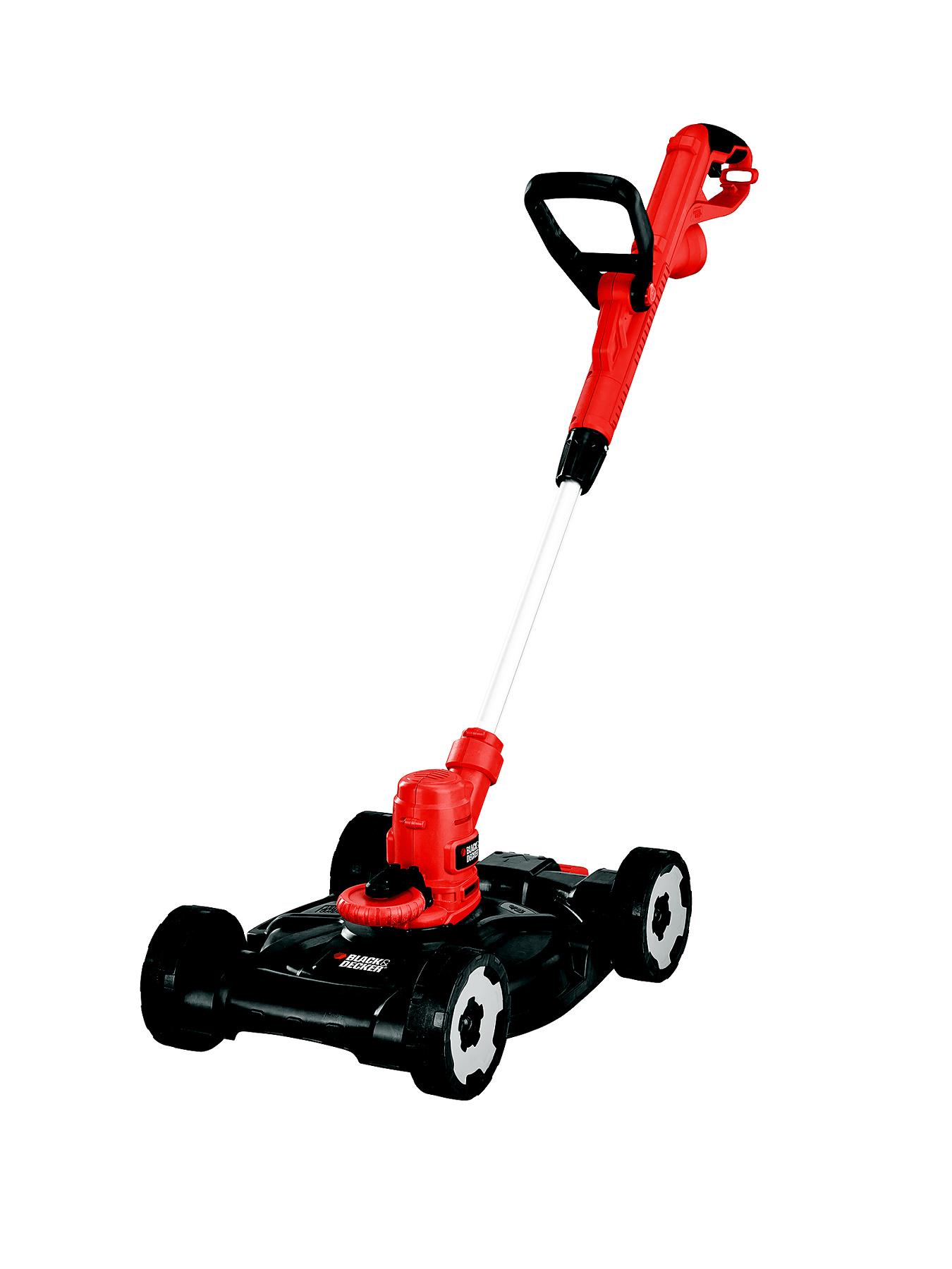 STC1820CMGB 18V Lithium Ion Strimmer with Mower Deck