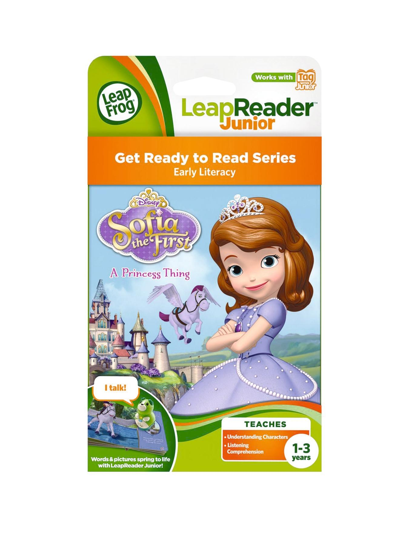 LeapReader Junior Book Disney Sofia The First