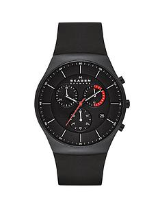 skagen-aktiv-black-silicone-chronograph-mens-watch