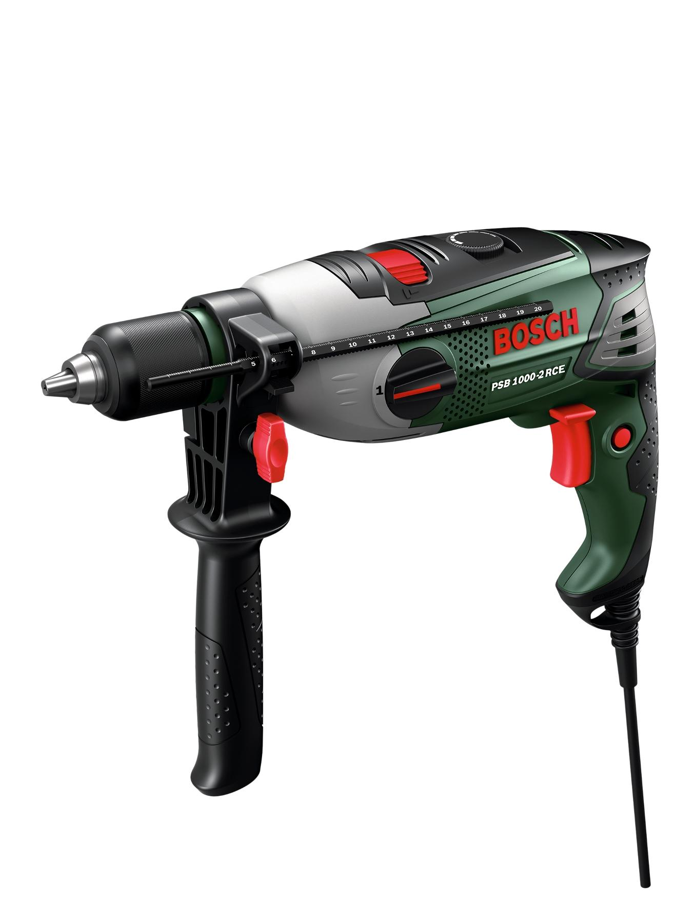 PSB 1000 2 Gear Hammer Drill