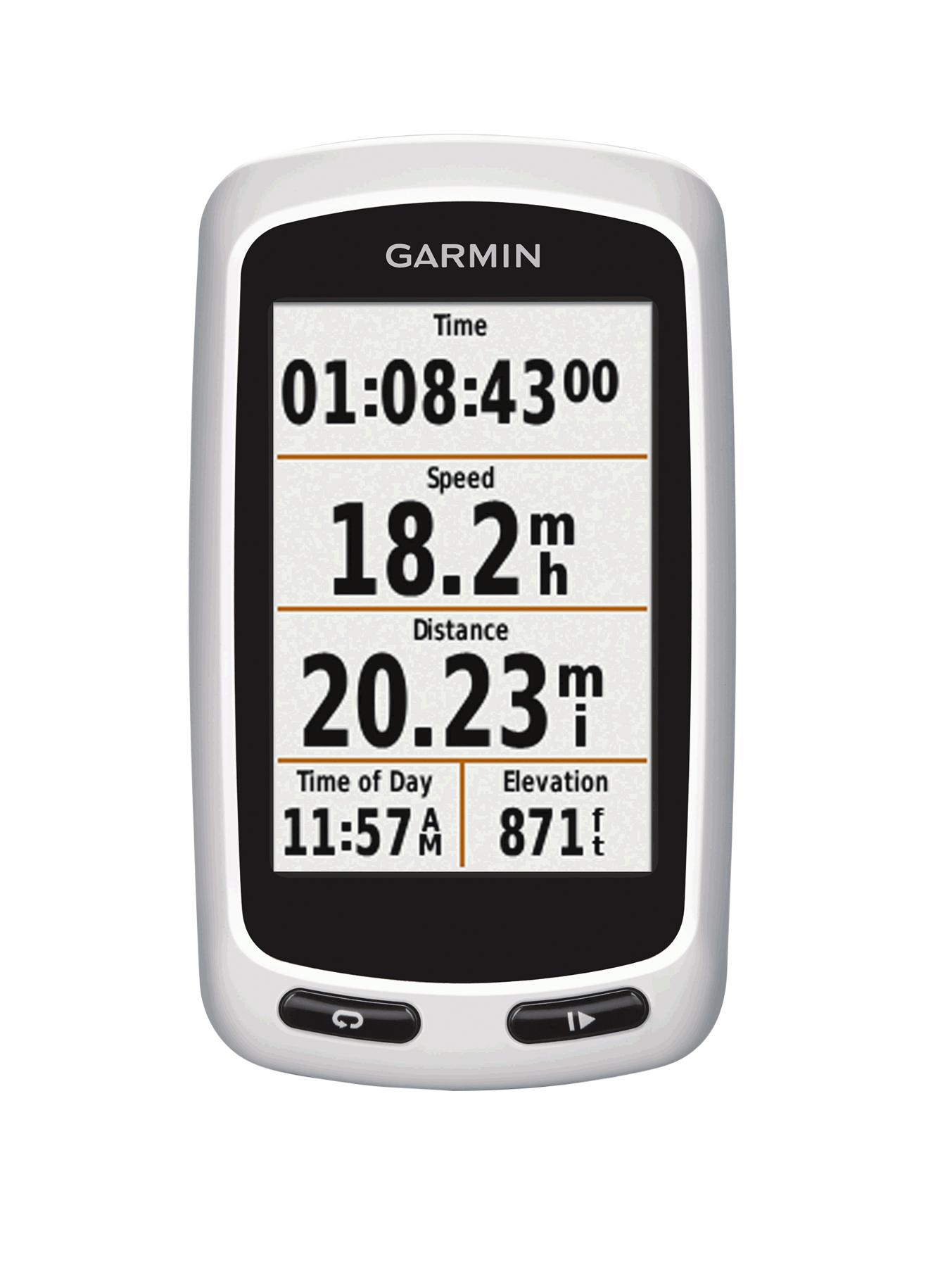 Edge Touring Cycling GPS