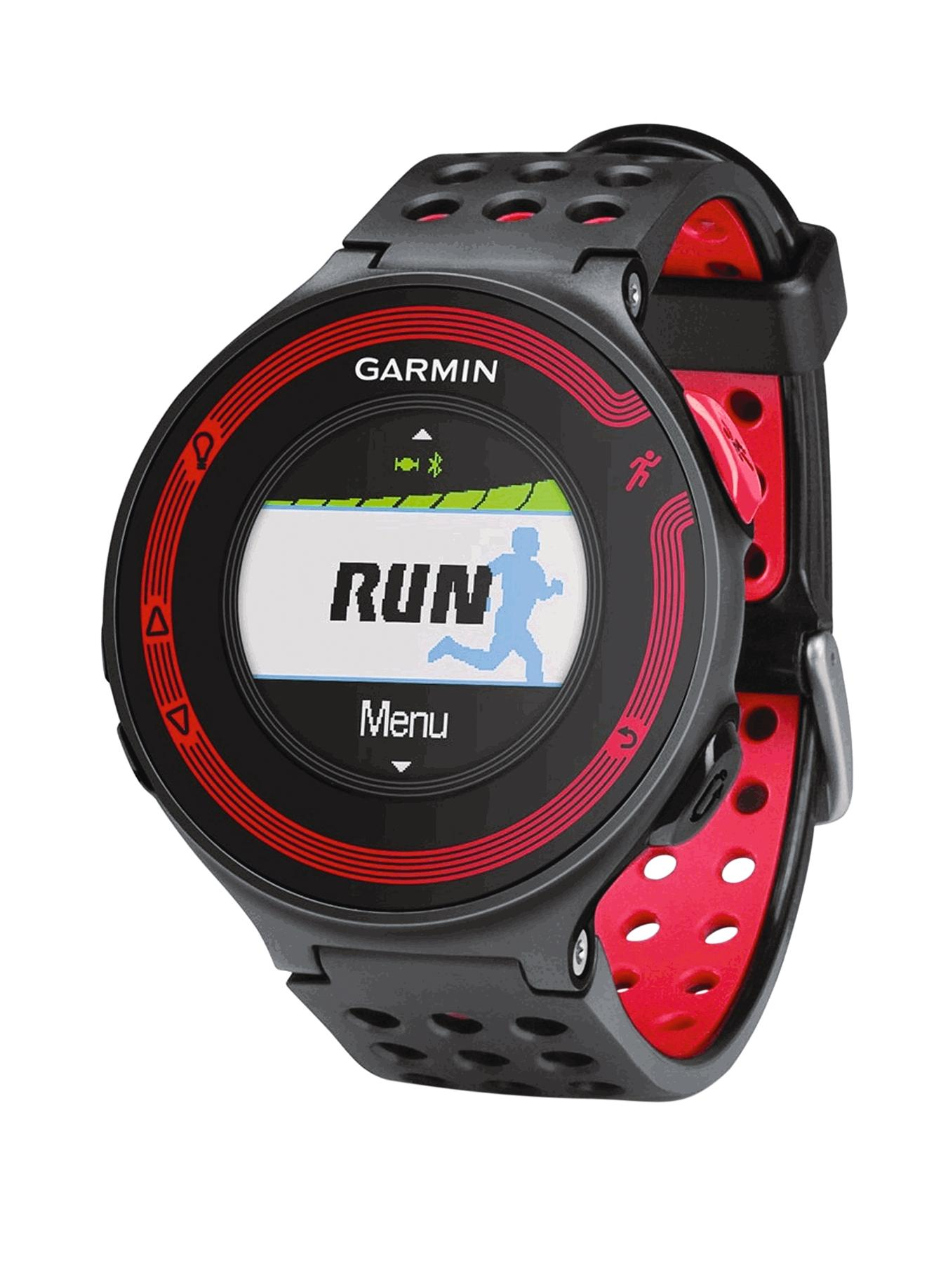 Forerunner 220 GPS Enabled Sportswatch, White,Black