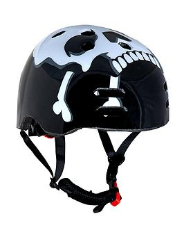sport-direct-skull-and-cross-bones-bmx-helmet-55-58-cms