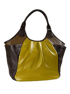 mamas-papas-fenton-slouch-changing-bag-lime-green