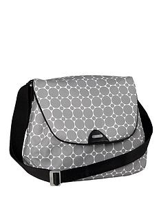mamas-papas-riley-satchel-grey-orb-changing-bag