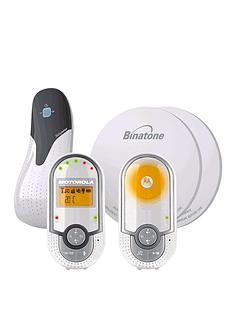 motorola-mbp16-digital-audio-baby-monitor-with-breathing-sensor-mat
