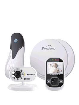 motorola-mbp26-digital-wireless-video-baby-monitor-with-breathing-sensor-mat