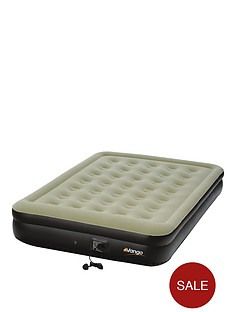 vango-hi-rise-flocked-air-bed-with-electric-pump