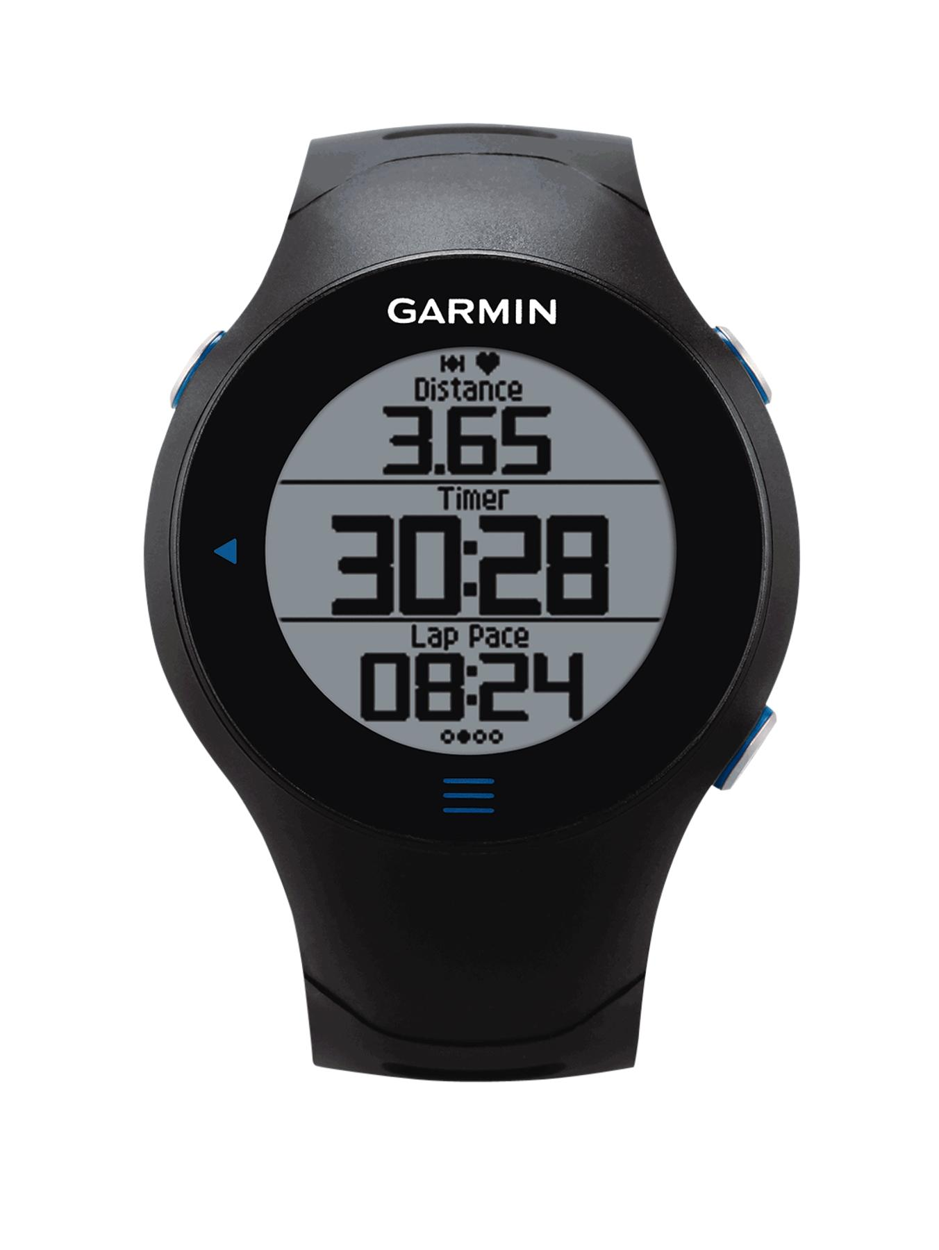 Forerunner 610 Touchscreen GPS Training Watch with Heart Rate Monitor