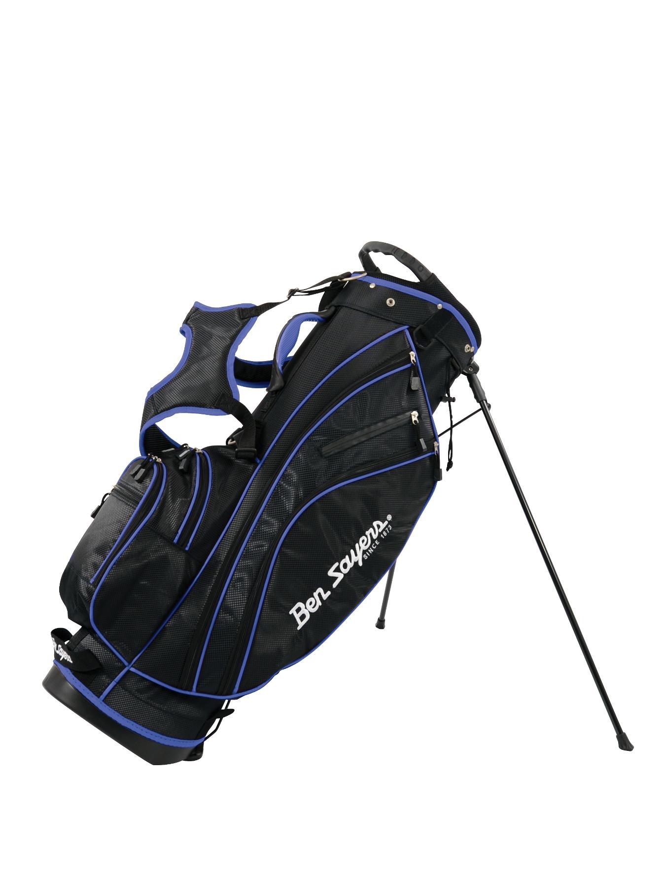 Deluxe Cart Bag, Black