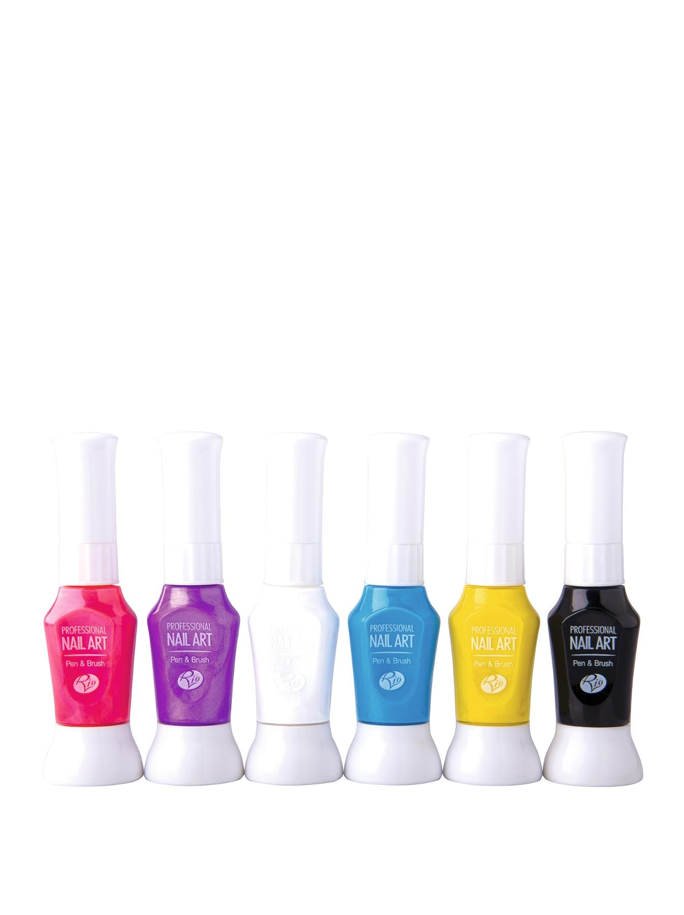 Professional Nail Art Pens - Neon