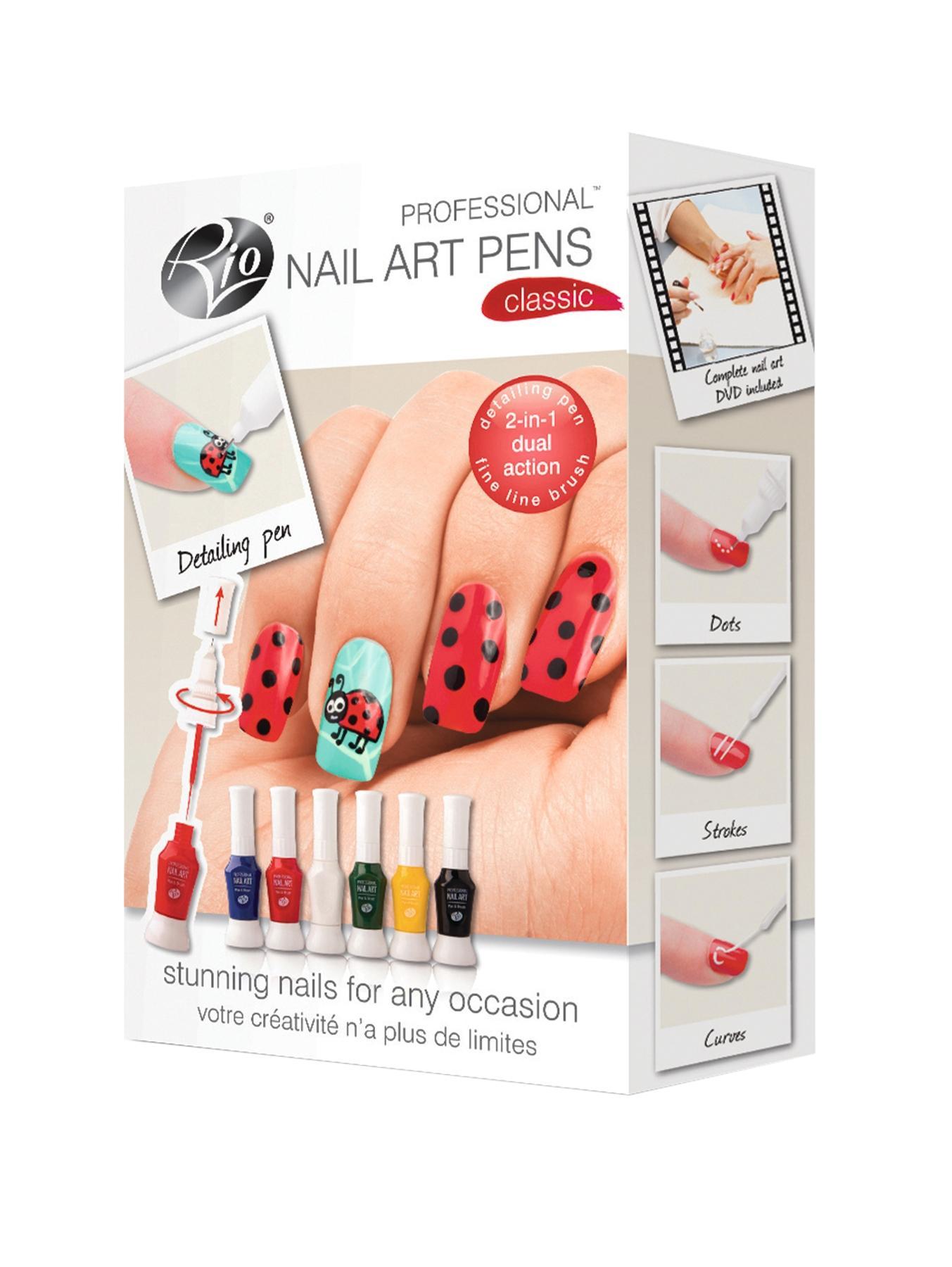 Professional Nail Art Pens - Classic