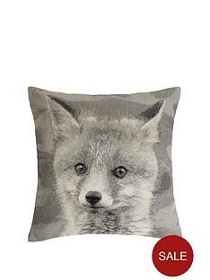 fox-printed-cushion