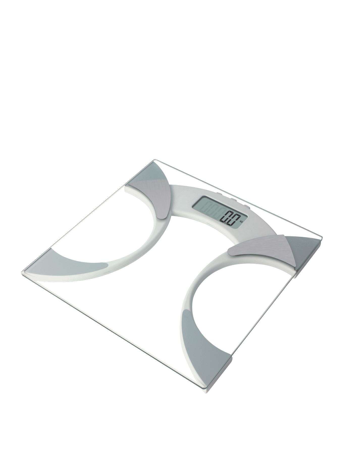 Ultra Slim Glass Analyser Scale