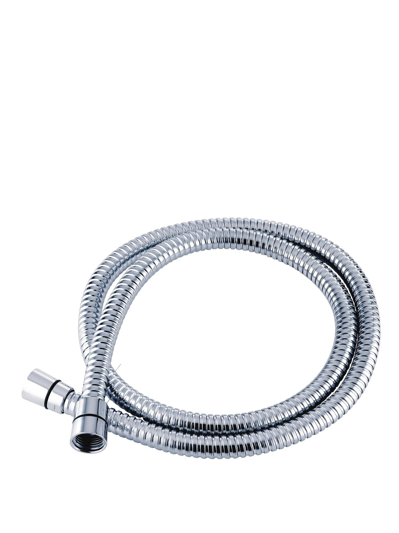 1.25m Chrome Shower Hose