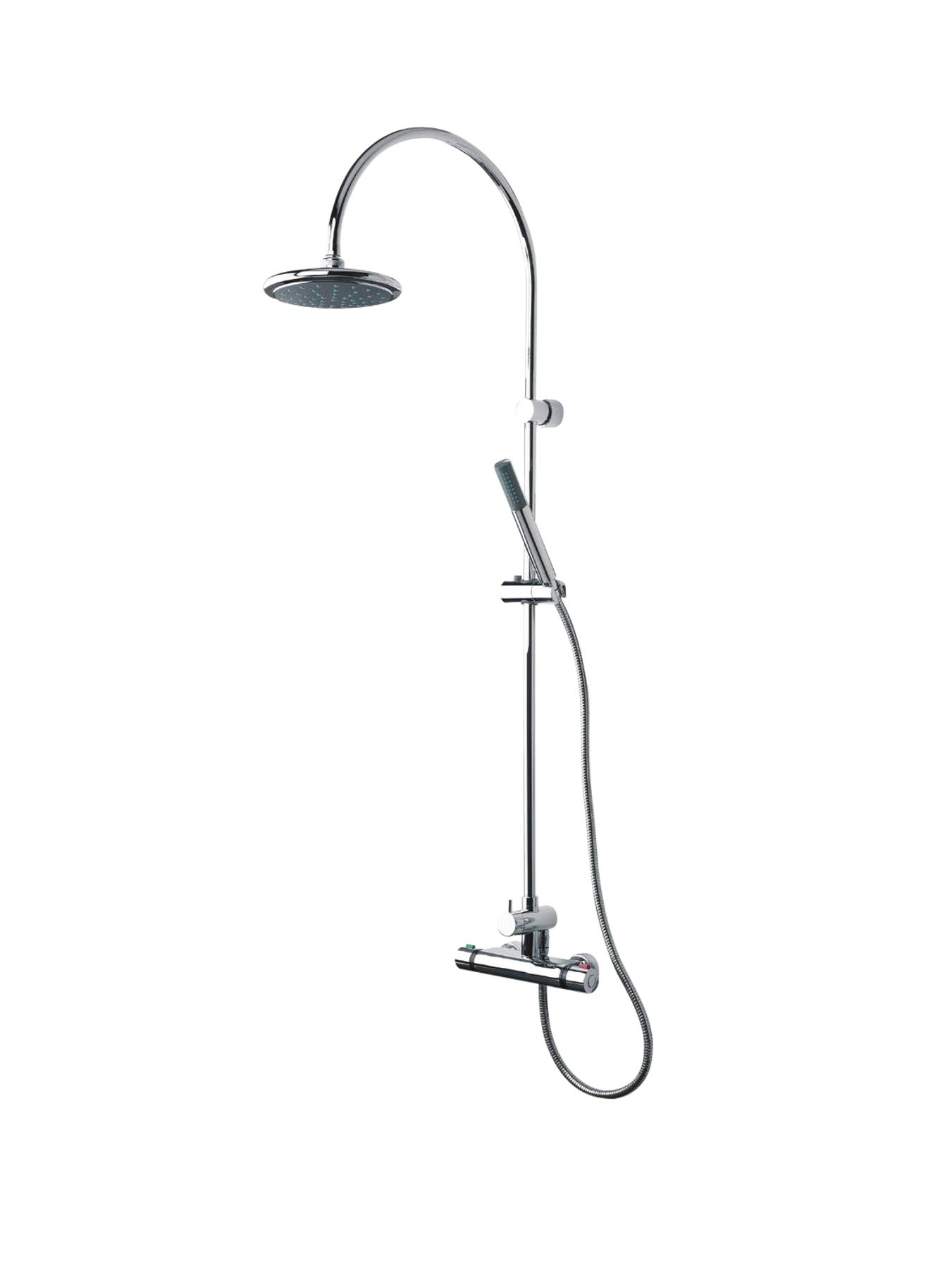 Capella Bar Diverter Mixer Shower
