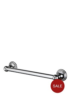 aqualux-allure-622-cm-towel-rail-chrome
