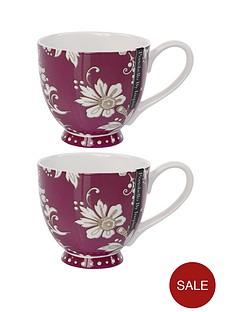 lexi-burgundy-footed-mugs-burgundy-set-of-2