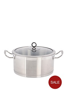morphy-richards-casserole-pan-24-cm-stainless-steel
