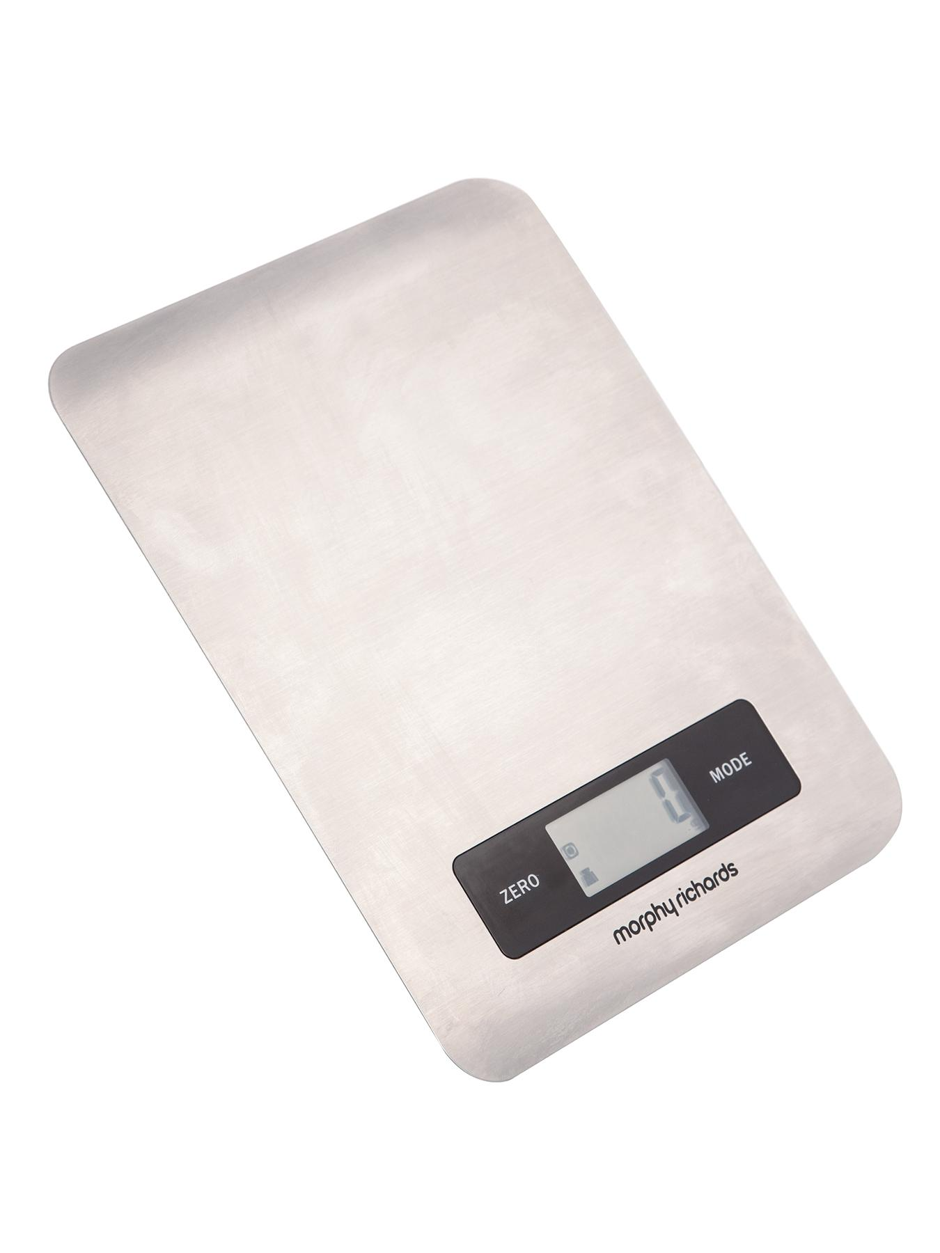 Electronic Kitchen Scale - Stainless steel