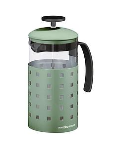 morphy-richards-8-cup-cafetiere-1000ml-sage
