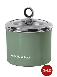 morphy-richards-small-storage-canister-sage