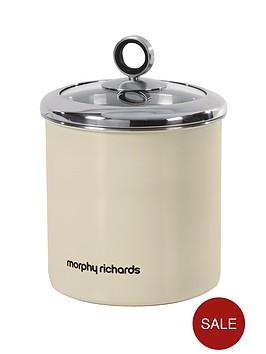 morphy-richards-large-storage-canister-cream