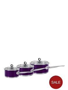 morphy-richards-3-piece-pan-set-purple