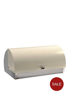 morphy-richards-roll-top-bread-bin-cream