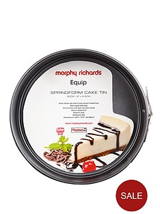 morphy-richards-20cm-springform-cake-tin