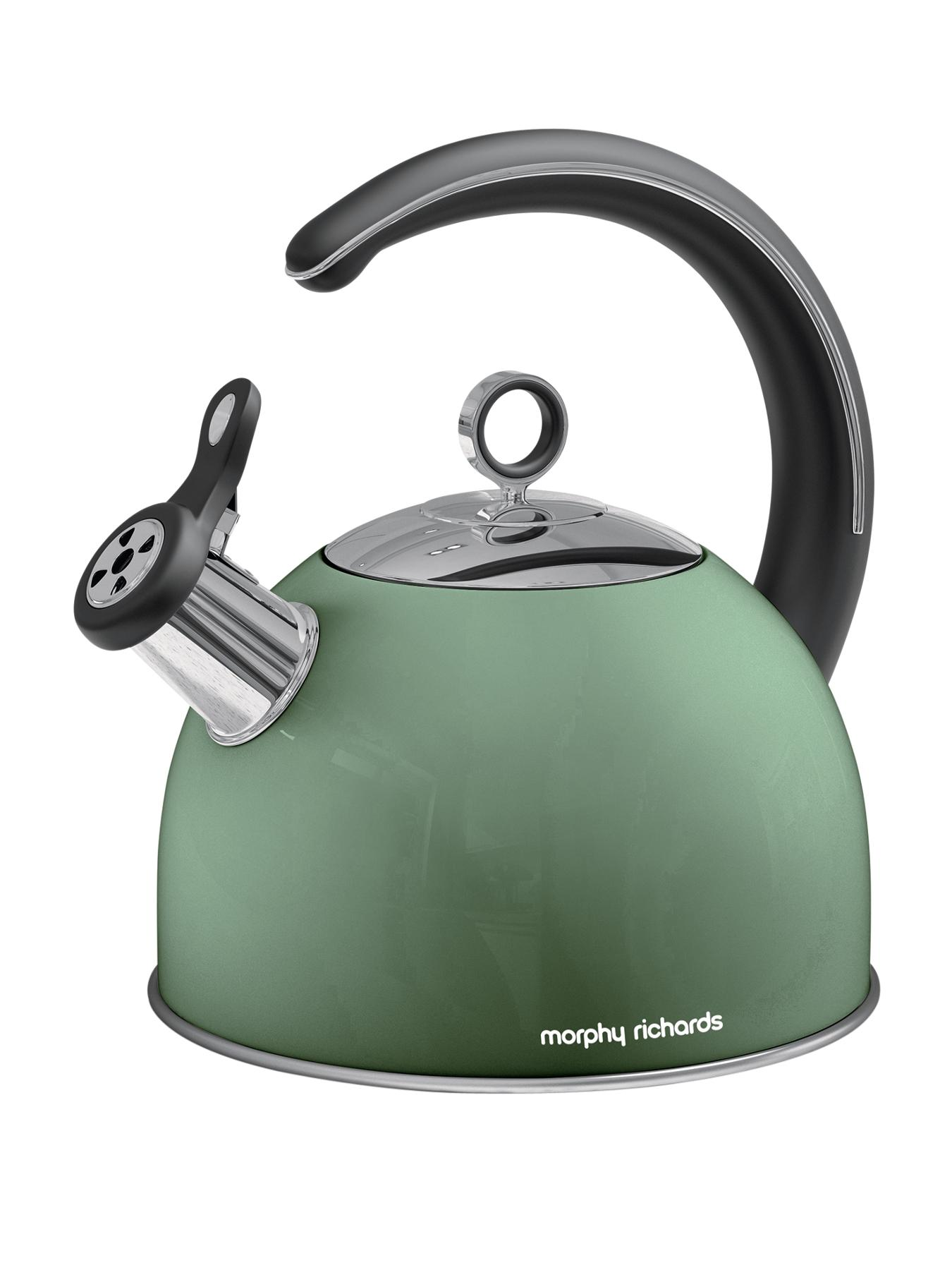 Whistling Kettle 2.5-litre - Sage