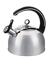 2.5 Litre Whistling Kettle - Stainless Steel