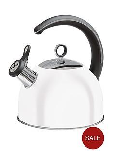 morphy-richards-25-litre-whistling-kettle-white