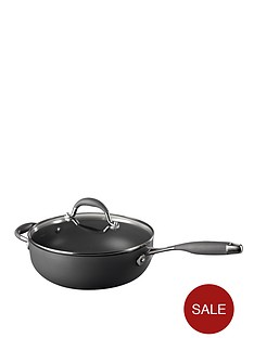 raymond-blanc-hard-anodised-26cm-chef-pan