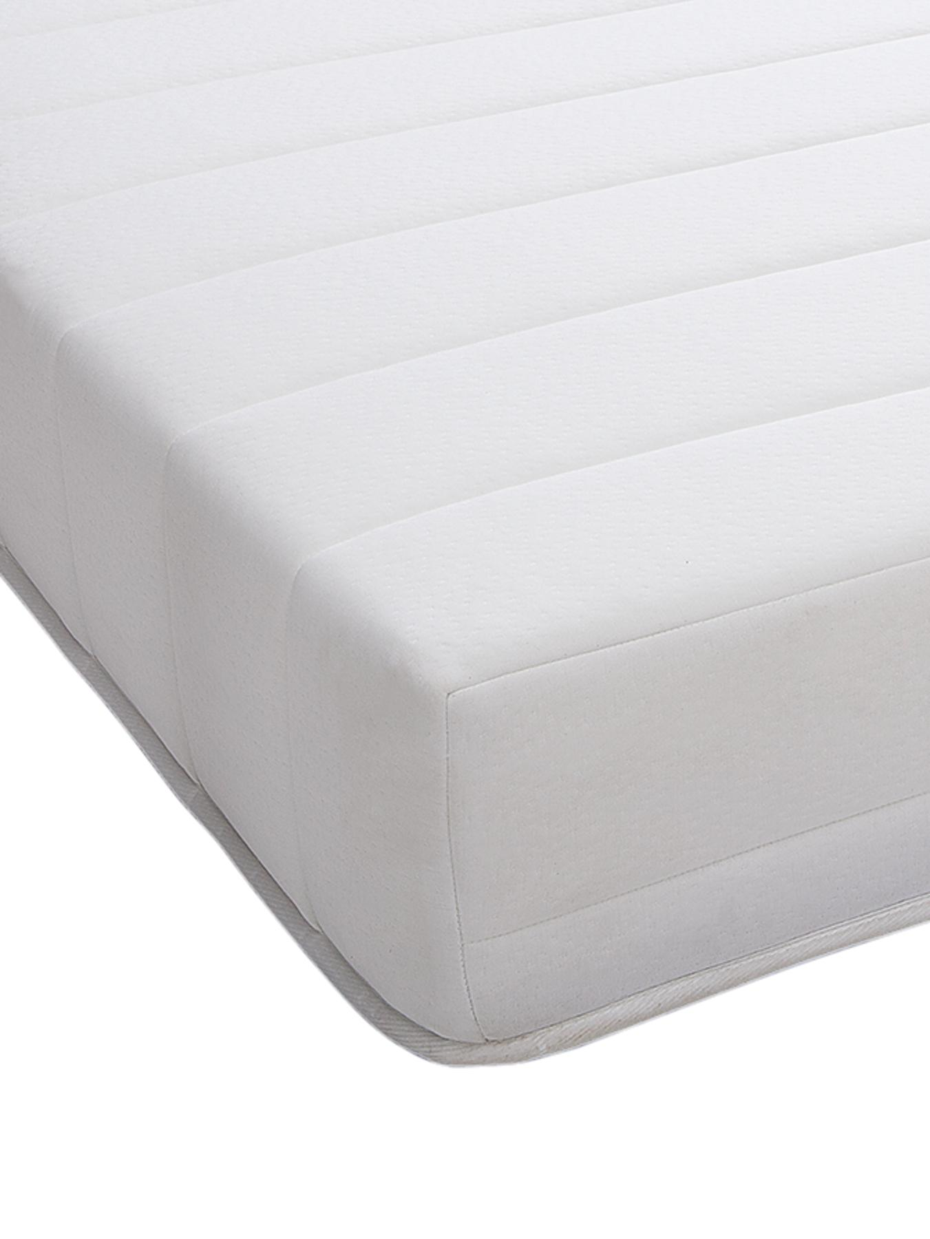 Pocket Foam Rolled Mattress