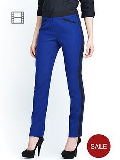 basket-weave-skinny-trouser