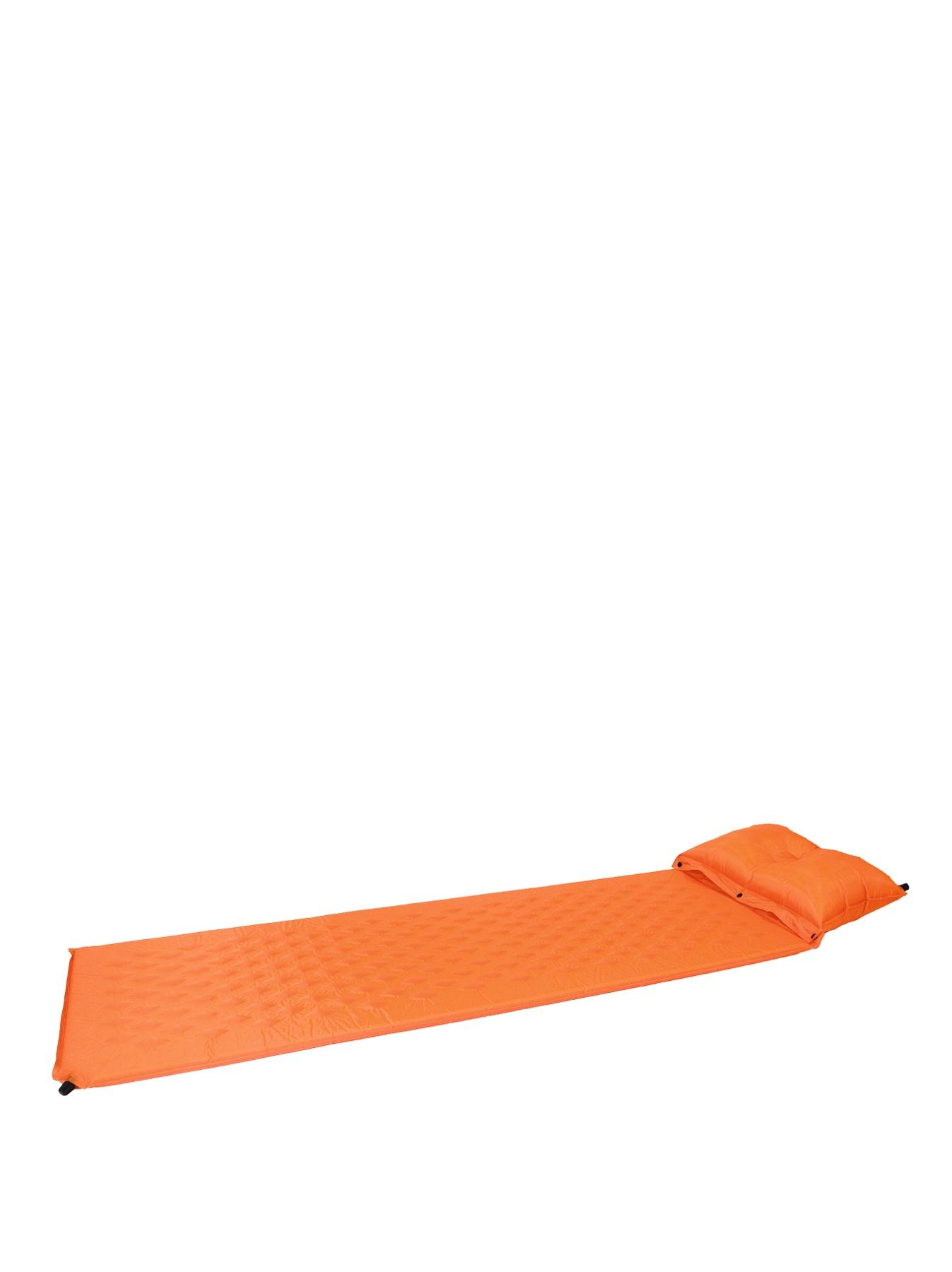Self Inflating Mat with Pillow and Dry Sac