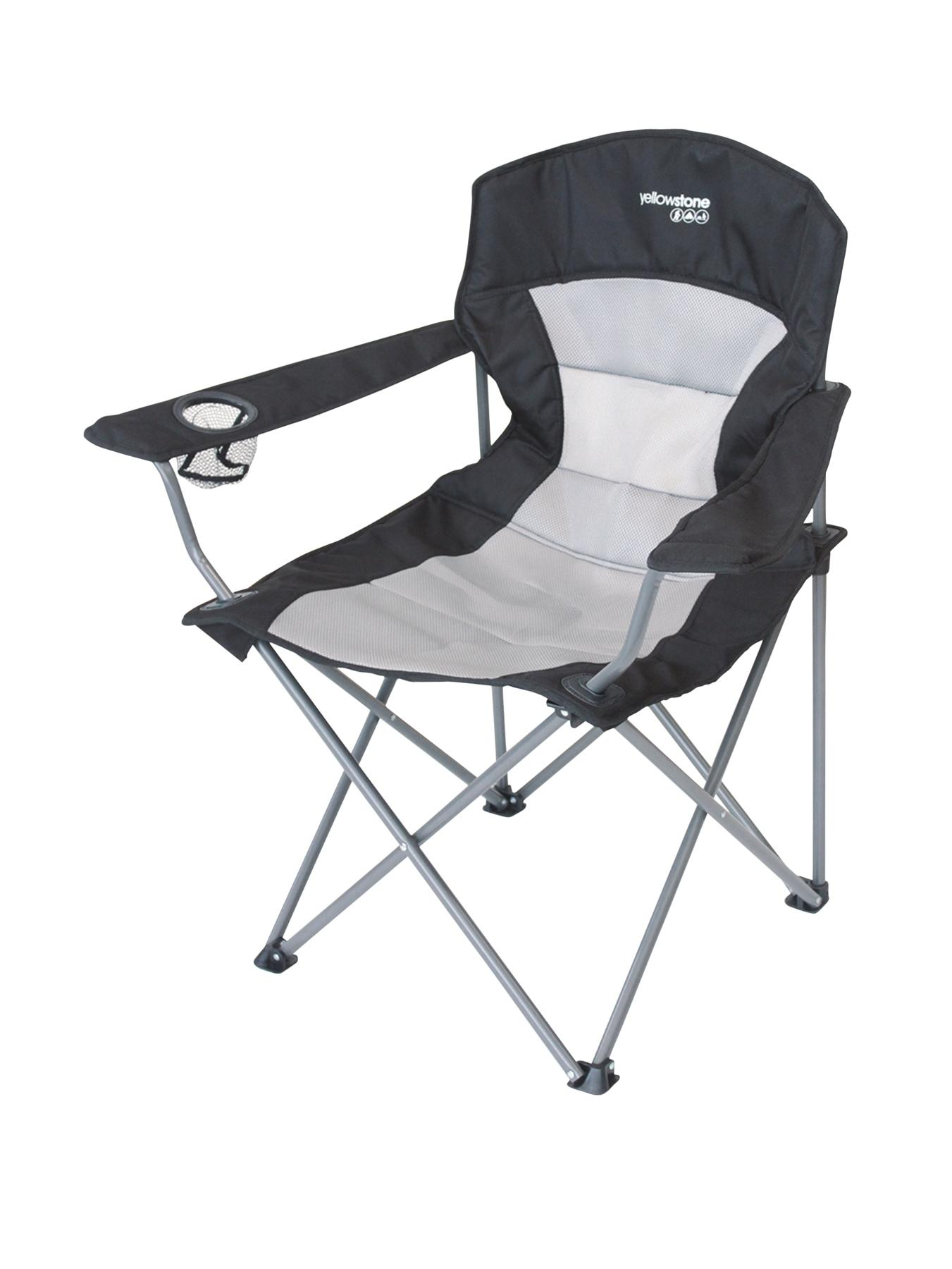 Ashford Exec Chair - Black