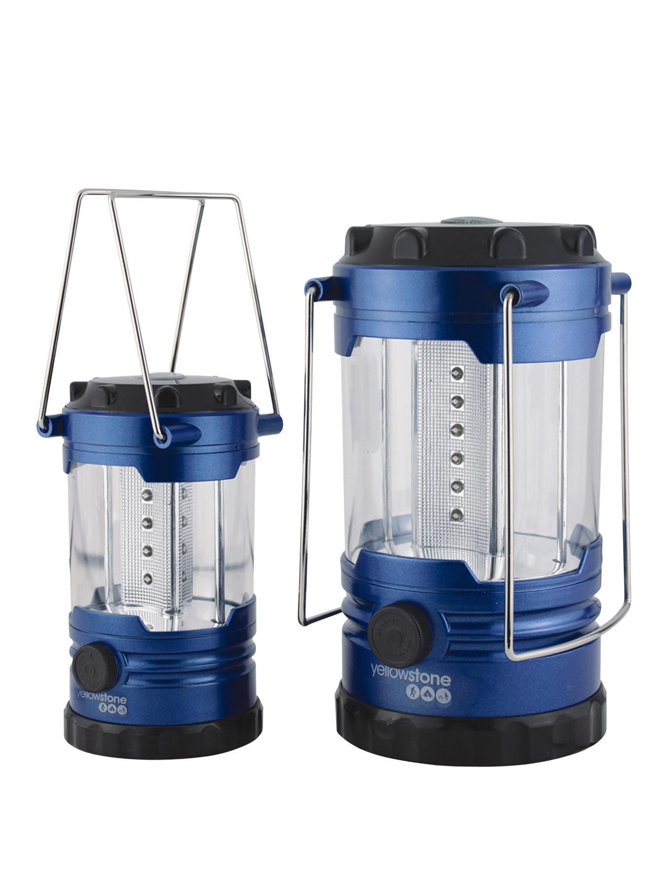 LED Family Camping Lantern Set