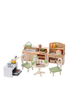 sylvanian-families-country-kitchen-set