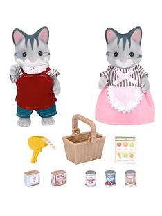 sylvanian-families-supermarket-owners
