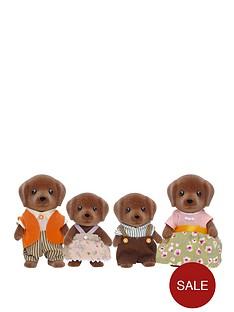 sylvanian-families-chocolate-labrador-family